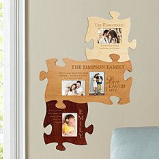 Family Puzzle Set