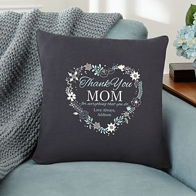 For Everything You Do Throw Pillow