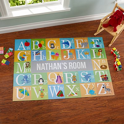 Kids Alphabet Playmat