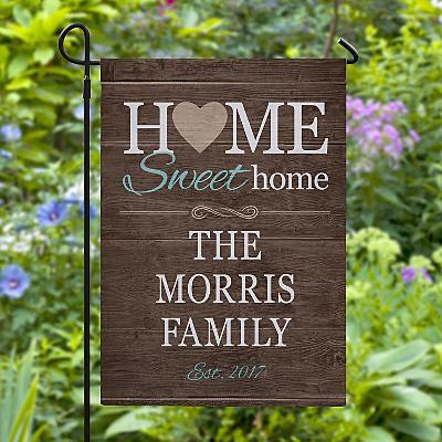 You Are Home Garden Flag