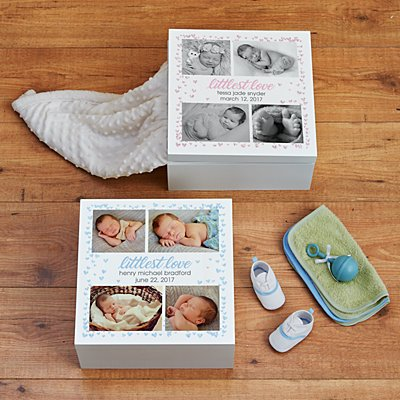 Littlest Love Photo Keepsake Box