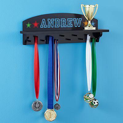 Trophy & Medal Display