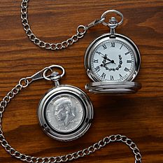 Year to Remember Half Dollar Watch