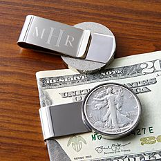 Year To Remember Money Clip