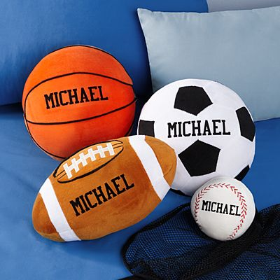 Melissa & Doug® Sports Throw Pillows