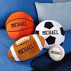 Melissa & Doug® Sports Throw Pillows