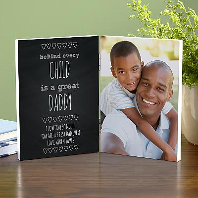 Behind Every Child Photo Panel