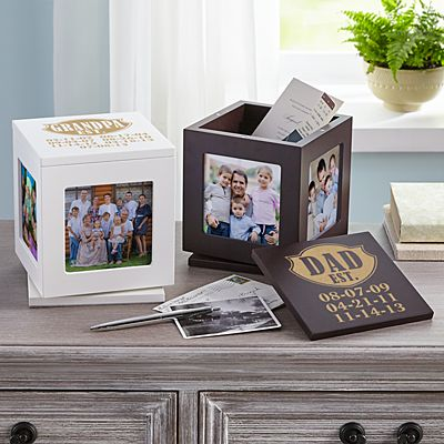 Established Rotating Keepsake Box