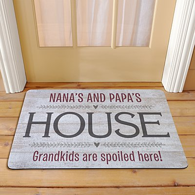 Grandparents House Doormat