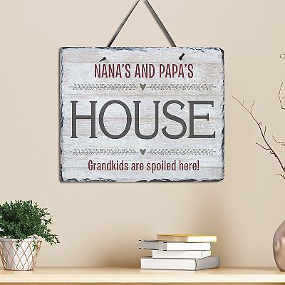 Grandparents House Slate