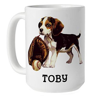 Beagle Puppy Mug