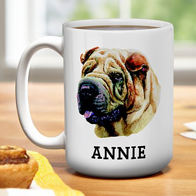 Other Dog Breed Mug by Linda Picken©