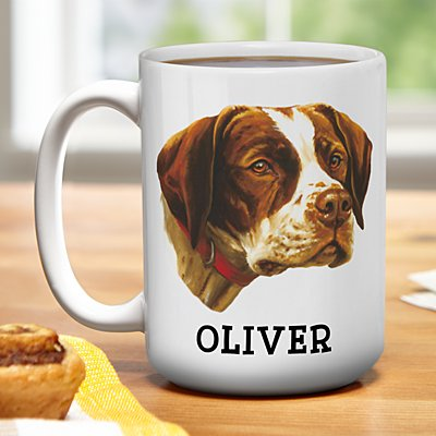 Sporting Dog Group Mug by Linda Picken©