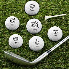 Reasons Why™ Golf Balls