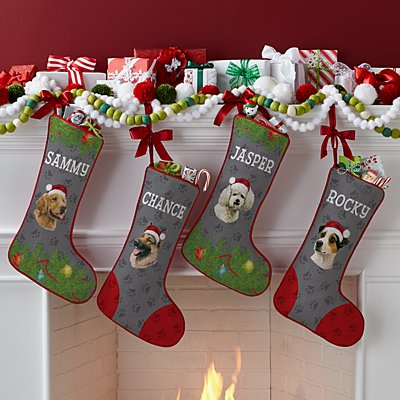 Linda Picken Dog Breed Stocking