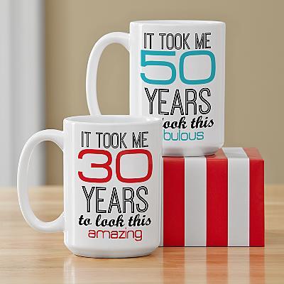 It Took This Long Birthday Mug
