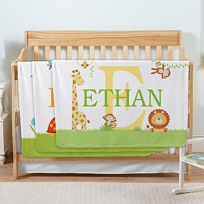 My Own Name Baby Blanket
