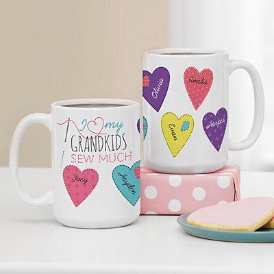 Sew Much Love Mug
