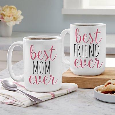 She's the Best Ever Mug