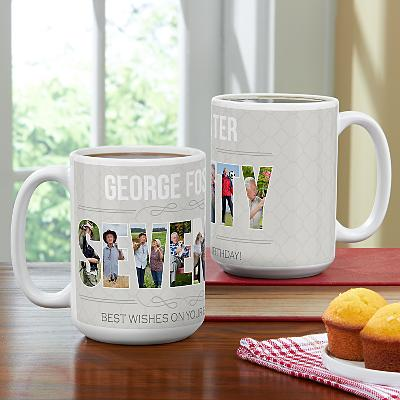 Special Birthday Photo Mug
