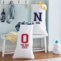Varsity Letter Laundry Bag