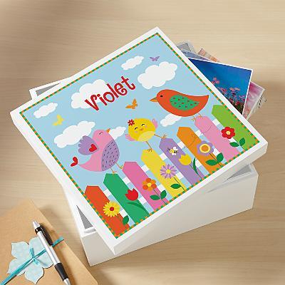 Little Tweetie Keepsake Box