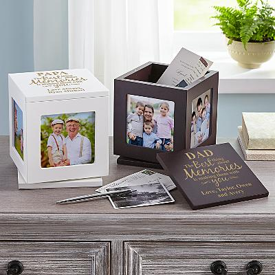 Best Memories Rotating Keepsake Box