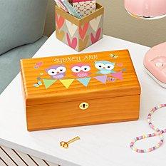 Little Hoots Keepsake Box