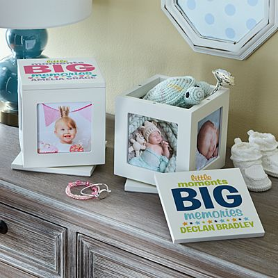 Little Moments, Big Memories Rotating Keepsake Box