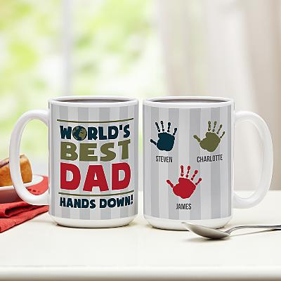 Hands Down Best Mug