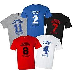 His Team T-Shirt