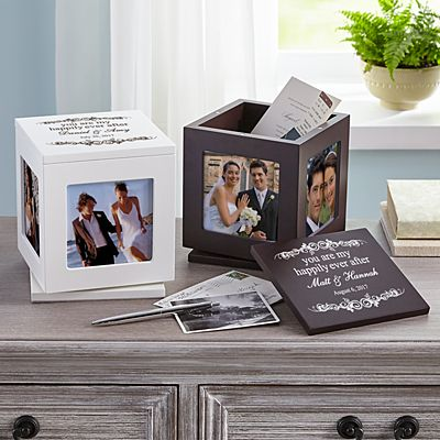 You Are My Happily Ever After Rotating Keepsake Box
