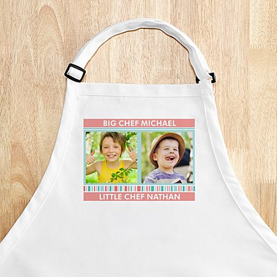 Family Fun Photo Apron