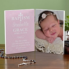 Baptism Photo Panel