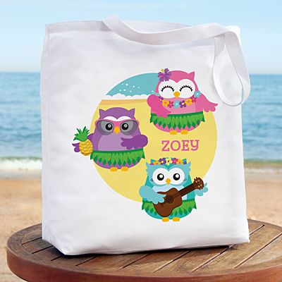 Hula Party Tote Bag