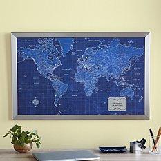 Blueprint Destination Map