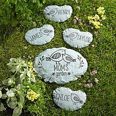 Little Birdies Garden Stepping Stone