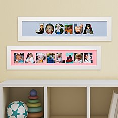 Name Frame Collage