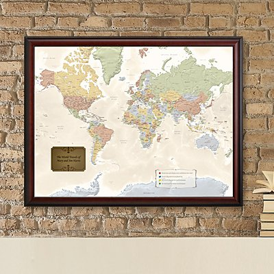Travel Destination Maps
