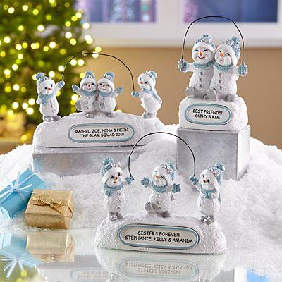 The Original Snow Buddies® Special Some-Buddy Figurine