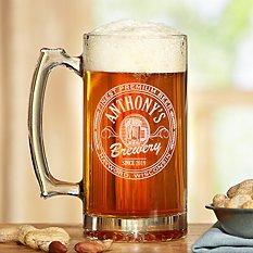 Big Time Brewery Oversized Beer Mug
