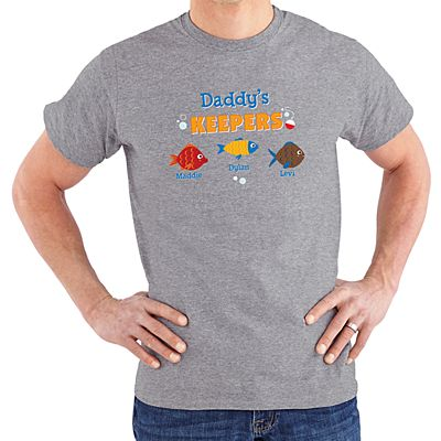 His Little Keepers T-Shirt
