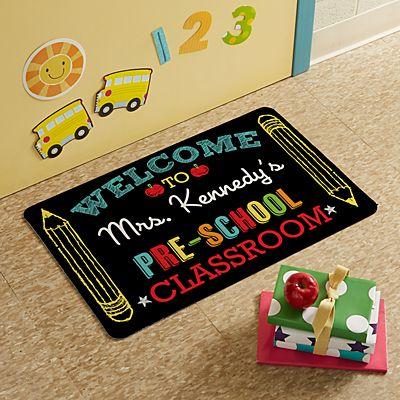 Welcome to My Class Doormat