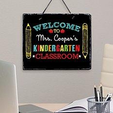 Welcome to My Class Slate