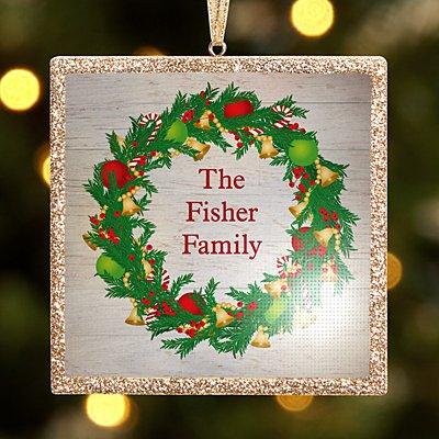 TwinkleBright® LED Christmas Wreath Bauble