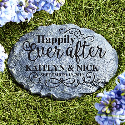Happily Ever After Stepping Stone