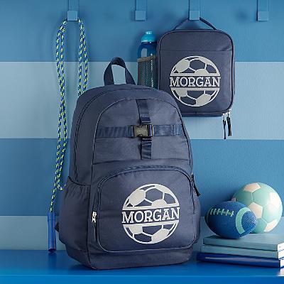 Sporty Fun Navy Backpack Collection