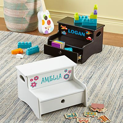 Storage Step Stool