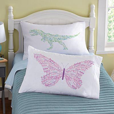 Name Art Pillowcase