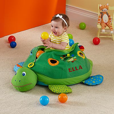 Melissa & Doug® Turtle Ball Pit